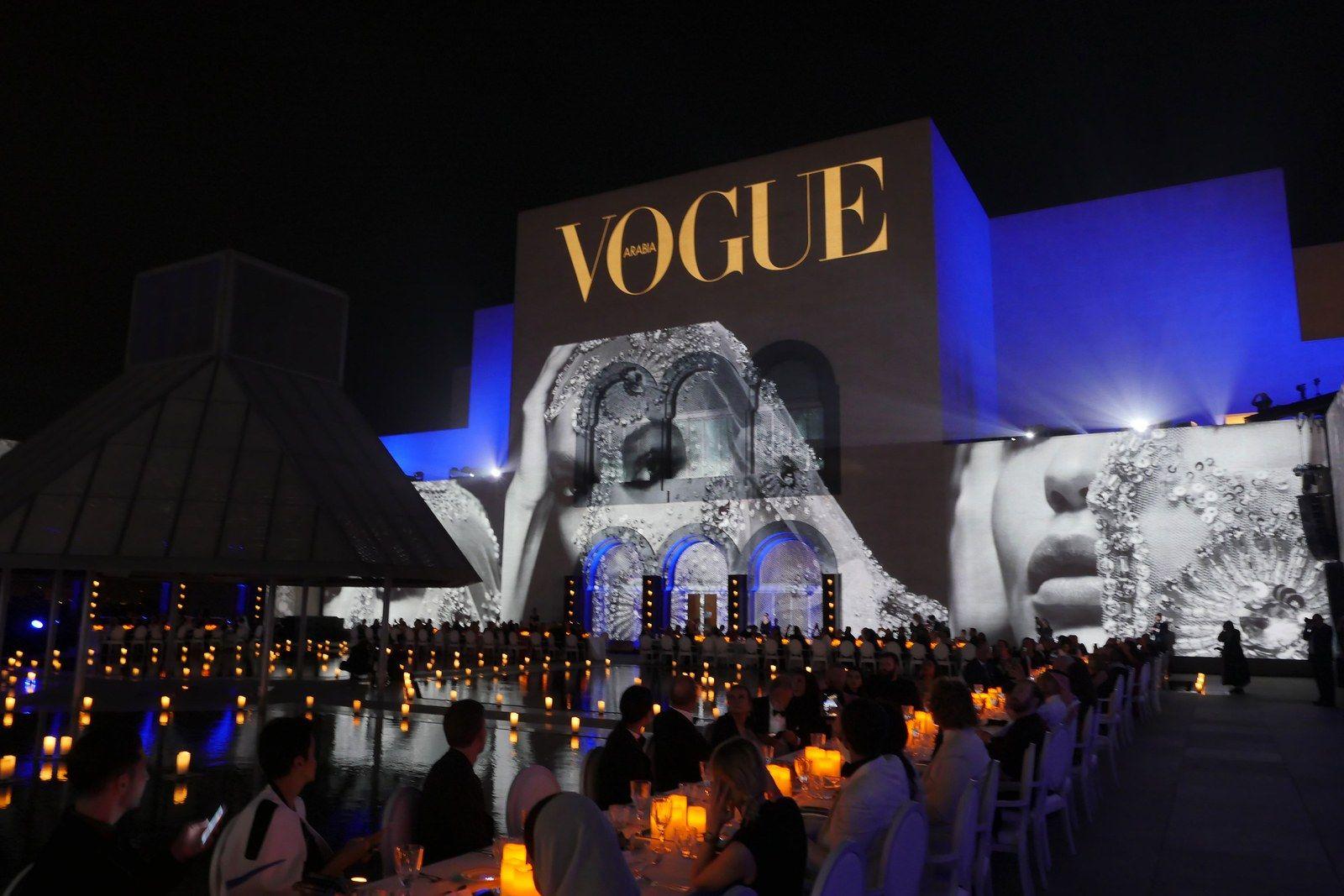 Case Study: Vogue Arabia