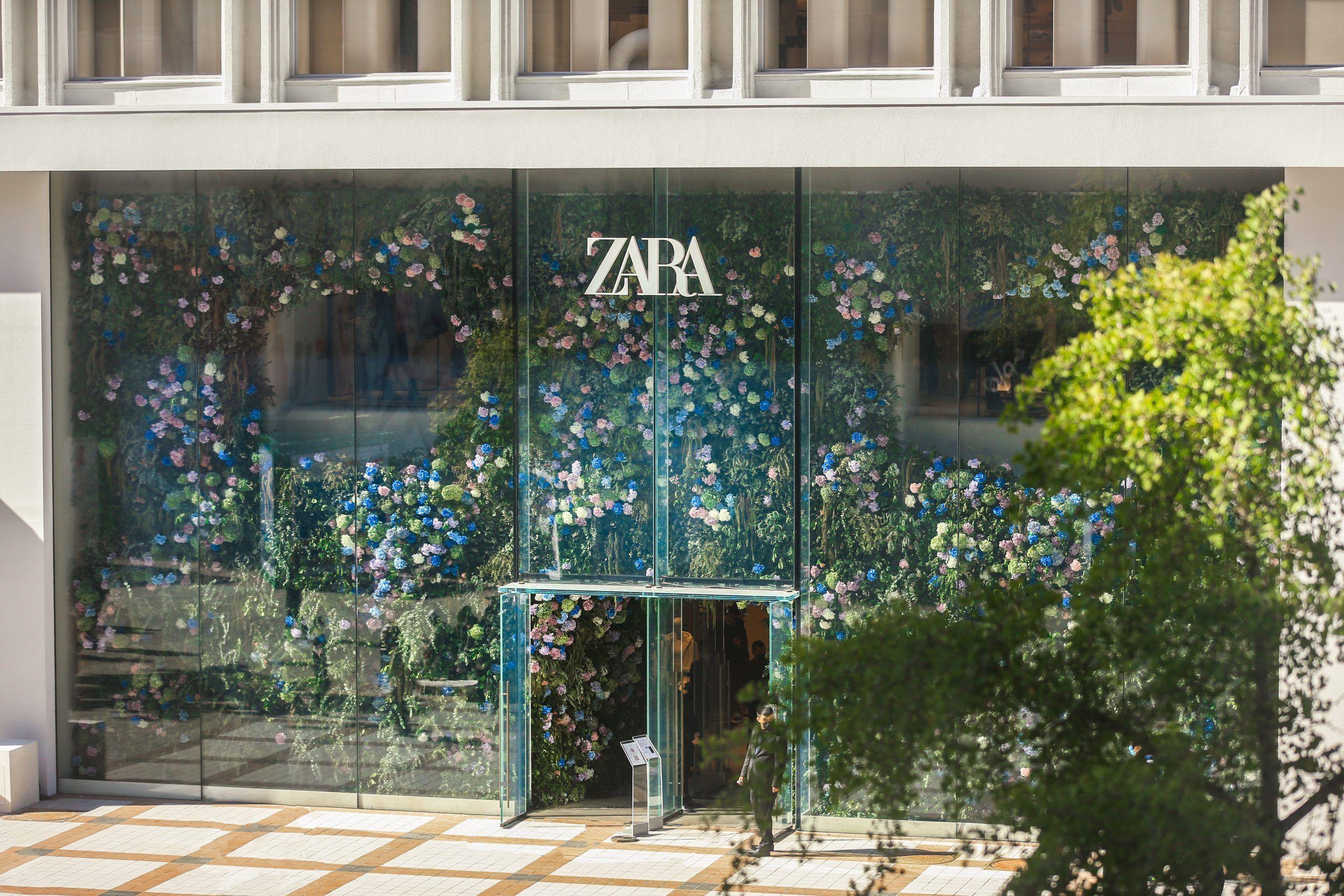 Évènement: Zara
